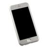 Защитная крышка для Apple iPhone 6, 6S (0L-00027062) (серебристый) + стекло - Чехол для телефонаЧехлы для мобильных телефонов<br>Плотно облегает корпус и гарантирует надежную защиту от царапин и потертостей.<br>