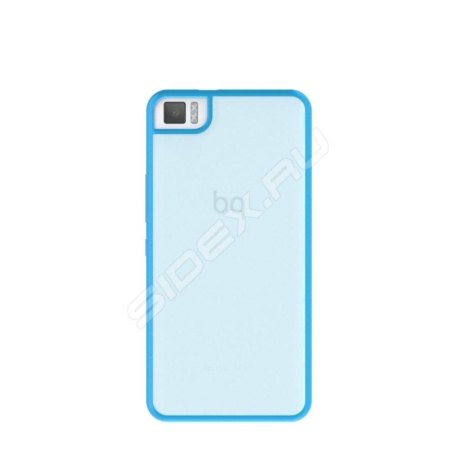Чехол BQ для BQ Aquaris U/U Lite синий E000717