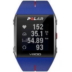 Polar V800 (синий/красный)