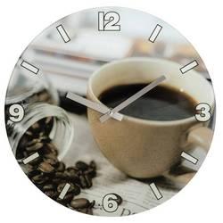 Часы настенные Hama Coffee (бежевый)