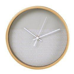 Часы настенные Hama HG-260 (серый)