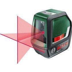 Нивелир Bosch PLL 2 (0603663420) (лазерный, линейный)