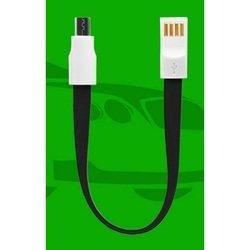 Дата-кабель для Samsung USB - microUSB (Oxion OX-DCC014BK) (черный)