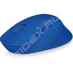 Logitech Wireless Mouse M280 USB (910-004290) (синий)