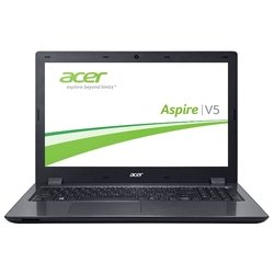 "acer aspire v5-591g-52np (intel core i5 6300hq 2300 mhz/15.6""/3840x2160/8gb/1000gb/dvd нет/nvidia geforce gtx 950m/wi-fi/bluetooth/linux)"