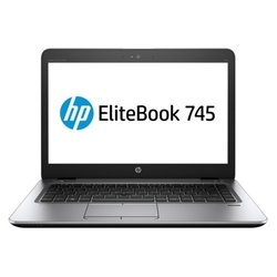 "hp elitebook 745 g3 (v1a64ea) (amd a12 pro 8800b 2100 mhz/14.0""/1920x1080/8.0gb/256gb ssd/dvd нет/amd radeon r7/wi-fi/bluetooth/win 7 pro 64)"