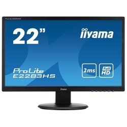 Iiyama E2283HS-B1 (черный)