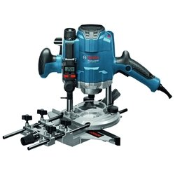Bosch GOF 1250 LCE Professional + L-Boxx