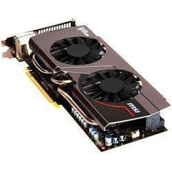 Видеокарта MSI GeForce GTX 660 N660TF2GD5/OC (1033Mhz, PCI-E 3.0, 2048Mb, 6008Mhz, 192 bit, 2xDVI, HDMI, HDCP)