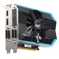 Видеокарта Palit GeForce GTX 660 NE5X66001049-1060F (980Mhz, PCI-E 3.0, 2048Mb, 6008Mhz, 192 bit, 2xDVI, HDMI, HDCP) RTL