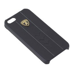 чехол для iphone 5 / 5s lamborghini cover performate-d1 (черный)