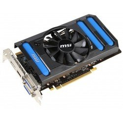 MSI GeForce GTX 660 N660-2GD5/OC (1006Mhz, PCI-E 3.0, 2048Mb, 6008Mhz, 192 bit, 2xDVI, HDMI, HDCP)
