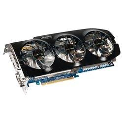 Видеокарта GIGABYTE GeForce GTX 670 GV-N670WF3-2GD (915Mhz, PCI-E 3.0, 2048Mb, 6008Mhz, 256 bit, 2xDVI, HDMI, HDCP)