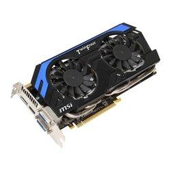 Видеокарта MSI GeForce GTX 660 Ti N660TI-PE-2GD5/OC (1019Mhz, PCI-E 3.0, 2048Mb, 6008Mhz, 192 bit, 2xDVI, HDMI, HDCP)
