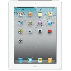 Apple iPad 4 32Gb Wi-Fi + Cellular (4G) White (белый) :