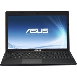 "������� asus x55a 90nbha138w2c145843au (celeron b830 1800 mhz, 15.6"", 1366x768, 2048mb, 320gb, dvd-rw, intel hd graphics 2000, wi-fi, win 8)"