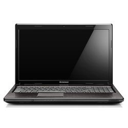 "Lenovo G580 59-345916 (Pentium B950 2100 Mhz, 15.6"", 1366x768, 2048Mb, 320Gb, DVD-RW, Intel HD Graphics, Wi-Fi, Bluetooth, DOS)"