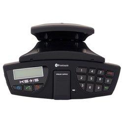 Громкая связь KS-is Bluezer KS-145 (с LCD дисплеем, функцией FM-трансмиттера и mp3-плеера)