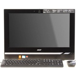 "Моноблок Acer Aspire Z1620 DQ.SMAER.011 (Intel Core i3 3220 3300 Mhz, 20.1"", 1600x900, 4096Mb, 500Gb, DVD-RW, Intel HD Graphics 2500, Wi-Fi, DOS)"