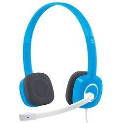 Logitech Stereo Headset H150 (голубой)