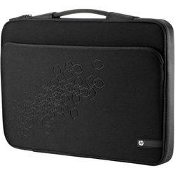 Сумка для ноутбука 16 дюймов HP Black Cherry Notebook Sleeve 16 WU673AA (черный)