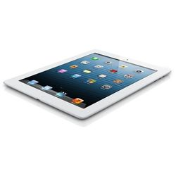apple ipad 4 16gb wi-fi + cellular (4g) (белый) :