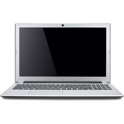 "ноутбук acer aspire v5-571pg-53336g50mass nx.m6ver.001 (core i5 3337u 2300 mhz, 15.6"", 1366x768, 6144mb, 500gb, dvd-rw, nvidia geforce gt 710m, wi-fi, bluetooth, win 8) (серебро)"