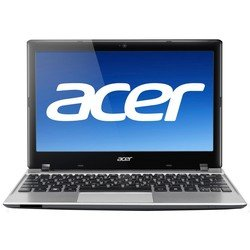 "Acer Aspire One AO756-1007Sss NU.SGTER.012 (Celeron 1007U 1500 Mhz, 11.6"", 1366x768, 2048Mb, 500Gb, Intel GMA HD, Wi-Fi, Bluetooth, Win 8) Silver"