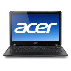 "Acer Aspire One AO756-1007Skk NU.SGYER.024 (Celeron 1007U 1500 Mhz, 11.6"", 1366x768, 2048Mb, 500Gb, Intel GMA HD, Wi-Fi, Bluetooth, Win 8) Black"