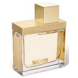 DSQUARED2 She Wood Golden Light Wood 50 Мл Парфюмированная вода (жен)