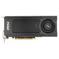 MSI GeForce GTX 660 Ti N660TI-2GD5/OCV1 (941Mhz, PCI-E 3.0, 2048Mb, 6008Mhz, 192 bit, 2xDVI, HDMI, HDCP V1)