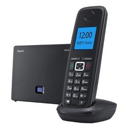 IP телефон Gigaset A510 IP (черный)