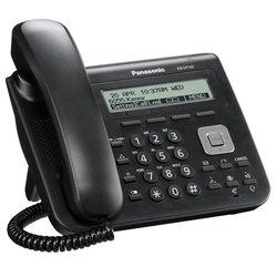 Panasonic KX-UT123RU-B (черный)