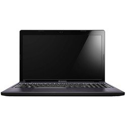 "Lenovo IdeaPad Z580 59-337963 (Core i3 2370M 2400 Mhz, 15.6"", 1366x768, 4096Mb, 500Gb, DVD-RW, Wi-Fi, Bluetooth, Win 7 HB 64) Gray"