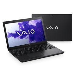 "Sony VAIO SV-E1512Y1R/B (Core i7 3632QM 2200 Mhz, 15.5"", 1366x768, 8192Mb, 640Gb, Blu-Ray, Wi-Fi, Bluetooth, Win 8 64) Black"