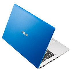 "asus x201e-kx023du 90nb00l3-m01080 (celeron 847 1100 mhz, 11.6"", 1366x768, 2048mb, 320gb, dvd нет, intel hd graphics 2000, wi-fi, bluetooth, dos) (синий)"