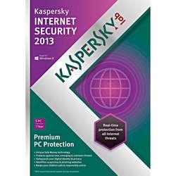 Kaspersky Internet Security 2013 (KL1849RXEFS)