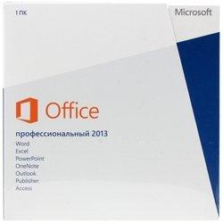 Microsoft Office профессиональный 2013 (269-16355)