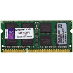 Kingston DDR3 8GB (KVR16S11/8)