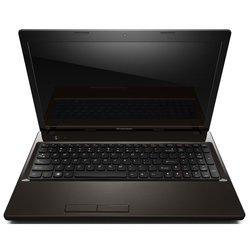 "������� lenovo ideapad g580 59-345790 (celeron b830 1800 mhz, 15.6"", 1366x768, 2048mb, 320gb, dvd-rw, intel hd graphics 2000, wi-fi, dos) black"