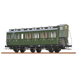 Brawa Пассажирский вагон (2 класс), 45454