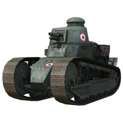 ���� Renault FT