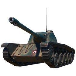 Танк AMX CHASSEUR DE CHARS