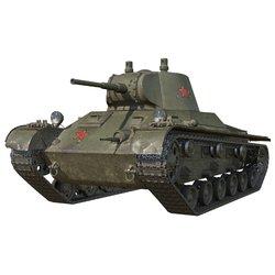 Танк T-127