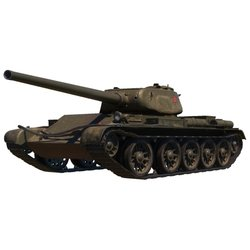 Танк T-54 ПЕРВЫЙ ОБРАЗЕЦ