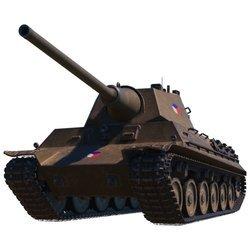 Танк SKODA T 40