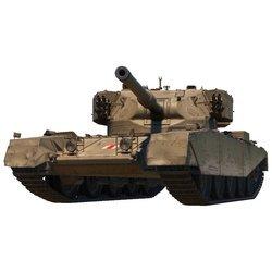 Танк FV4202 (P)