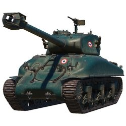 Танк M4A1 REVALORISE