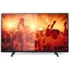 Philips 43PFT4001/60 (черный) - ТелевизорТелевизоры и плазменные панели<br>43, 1920x1080, DVB-T2, LED, Ethernet.<br>
