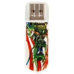 Verbatim 32Gb Mini Tattoo Dragon USB2.0 (49899) (дракон)